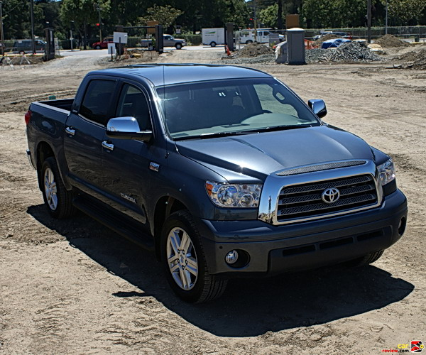 Exceptional 2007 Toyota Tundra Crewmax