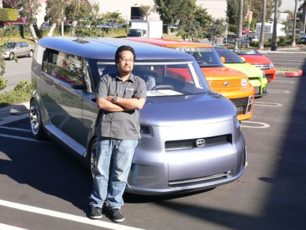 Troy Sumitomo, founder and president of Five Axis Design