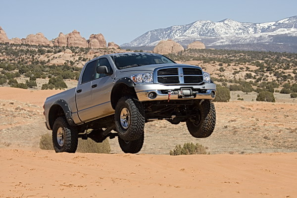 Dodge Ram Diesel Power Wagon