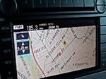 Ford Taurus X - Navigation System