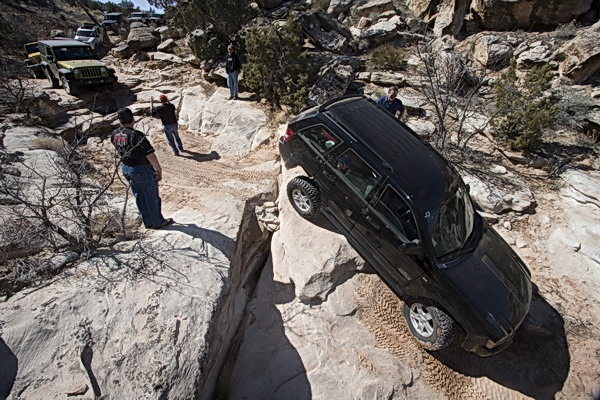 Jeep Grand Cherokee Grand Canyon