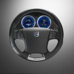 2009 Volvo V70 R-Design - steering wheel