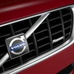 2009 Volvo V70 R-Design - grille