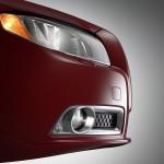 2009 Volvo V70 R-Design - fog light