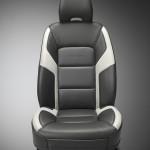 2009 Volvo V70 R-Design - bucket seat