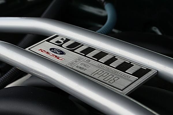 2008 Ford Mustang Bullitt strut brace