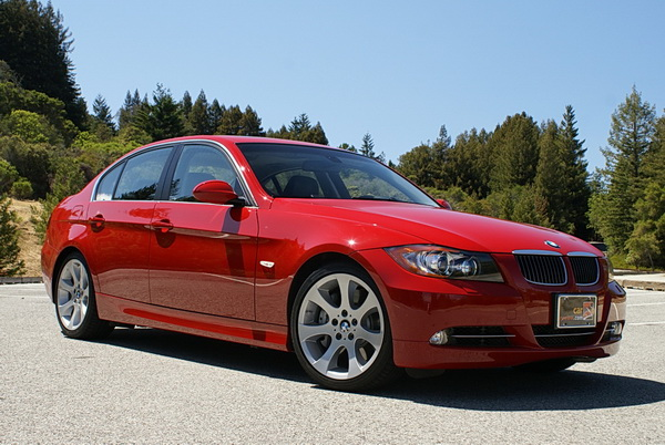 2008 bmw 335i sedan review car reviews and news at. Black Bedroom Furniture Sets. Home Design Ideas