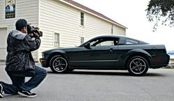 Ford Mustang Bullitt video