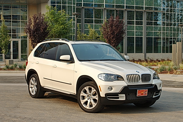 first impressions 2008 bmw x5 car reviews and news at. Black Bedroom Furniture Sets. Home Design Ideas