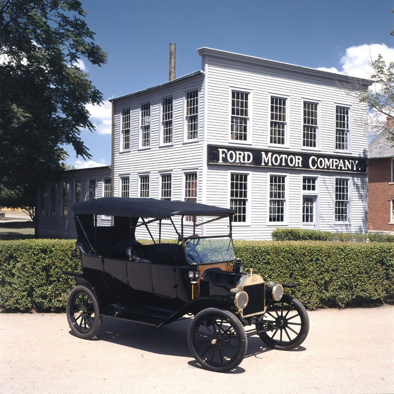 Ford at the Goodwood Festival of Speed- Model T