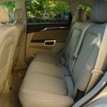 2008 Saturn VUE Green Line Hybrid - back seats