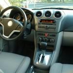 2008 Saturn VUE Green Line Hybrid - interior