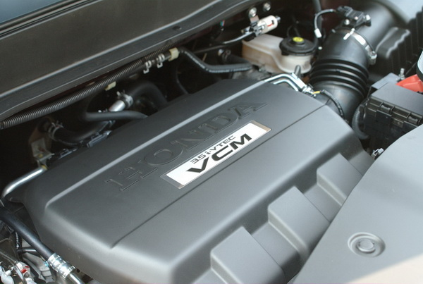 2009 Honda Pilot 250 hp 3.5L i-VTEC engine