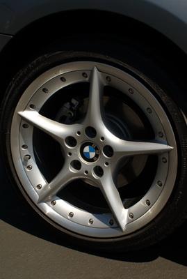 BMW Z4 - tires