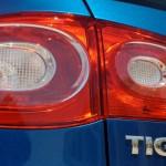 Volkswagen Tiguan - tail light