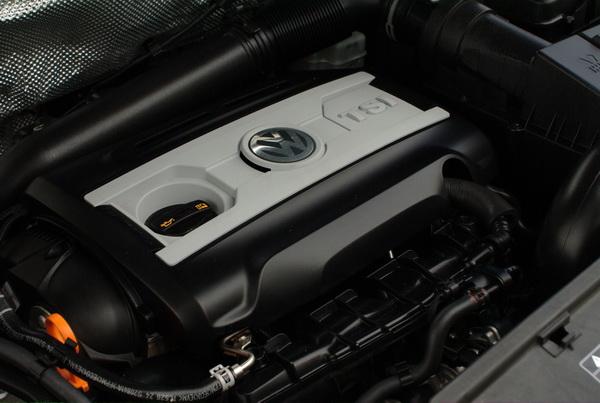 Volkswagen Tiguan - 200hp 2.0L TSI engine