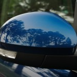 Volkswagen Tiguan - side view mirrors with integrated turn signals