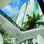 Volkswagen Tiguan - panoramic sunroof