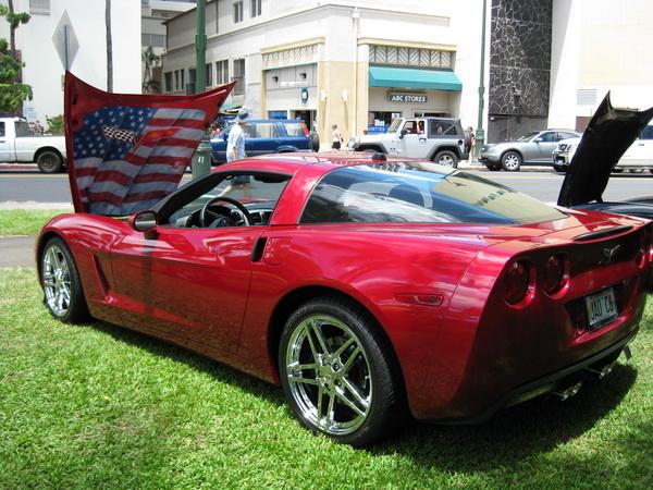 2000 Corvette w/LS2 engine