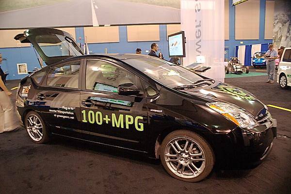 Hymotion PHEV Prius