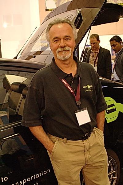 Pat Cadam of Pat's Garage