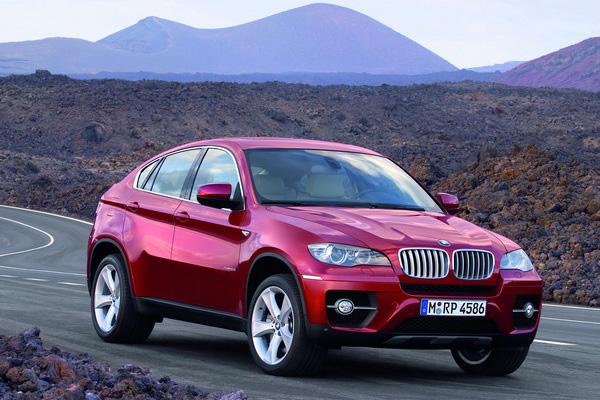 2008 BMW X6
