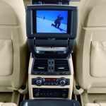 2008 BMW X6 rear seat entertainment system