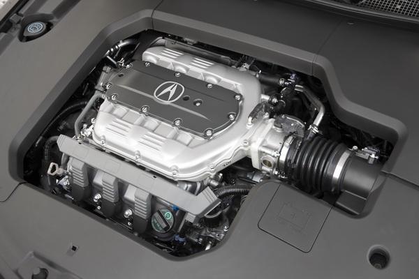 2009 Acura TL SH-AWD - 305 hp 3.7L V6 VTEC engine