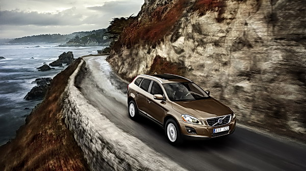 2009 XC60 - Volvo's new crossover SUV