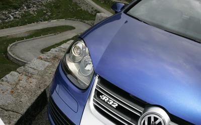VW R 32