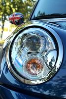 2008 MINI Cooper Clubman Xenon headlight