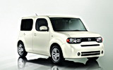 Nissan Cube website