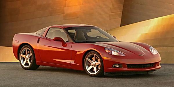 2008 Chevrolet Corvette C6