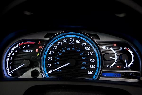 Toyota Venza speedometer gauge