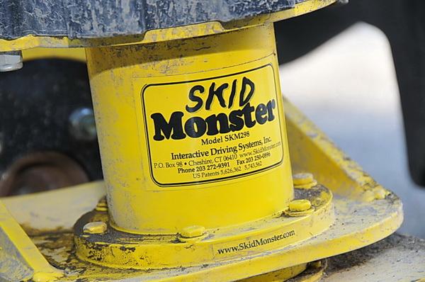 Skid Monster