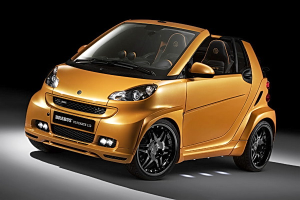 2009 Brabus smart fortwo 112