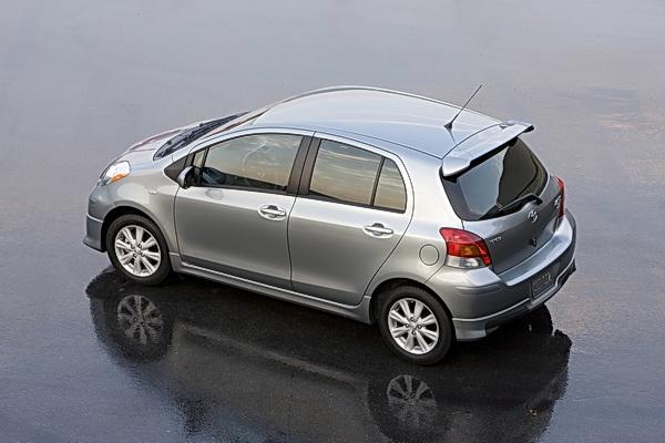 2009 Toyota Yaris 5dr Liftsport