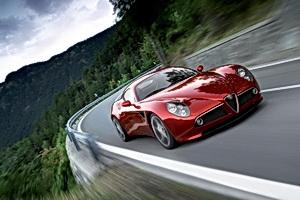 Alfa Romeo 8C Competiziones