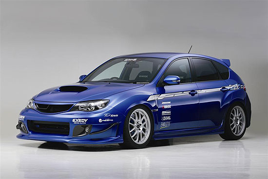 Ings N Spec Bodykit Subaru Impreza WRX STI
