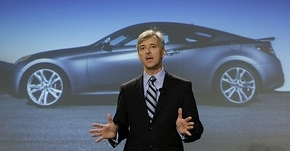 John Krafcik, CEO of Hyundai