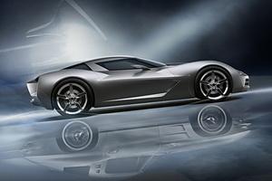 Corvette Stingray II concept