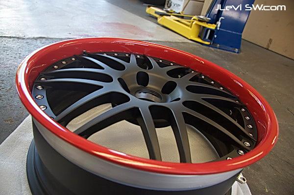 20 inch Enkruez H8R wheel