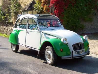 1988 Citreon 2CV
