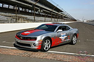 2010 Chevrolet Camaro Indy 500 Pace Car