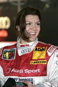 Katherine Legge Audi
