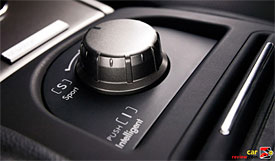 2009 Subaru Outback - Subaru Intelligent Drive (SI-DRIVE)