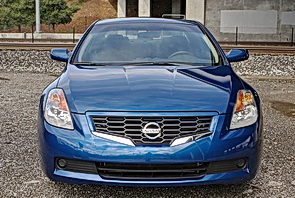 Nissan Altima Coupe Headlight Assembly 2009 Nissan Altima Coupe