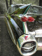 1959 Cadillac Sedan de Ville fins