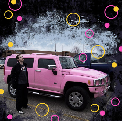 pinkhummer