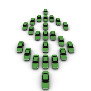 car-money icon